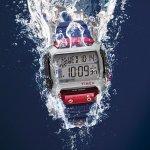 Timex TW5M20800 zegarek męski Command srebrny