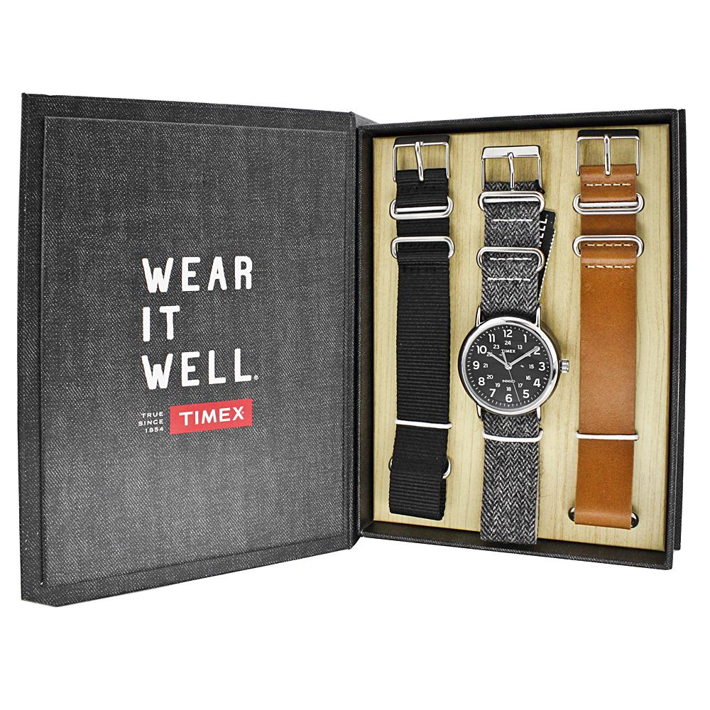 Timex TWG012400 zegarek męski Weekender