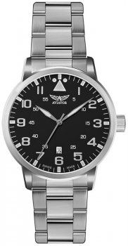 Aviator V.1.11.0.036.5 - zegarek męski