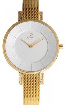 Obaku Denmark V158LEGIMG - zegarek damski