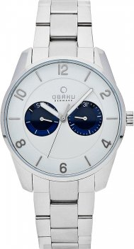 Obaku Denmark V171GMCWSC - zegarek męski