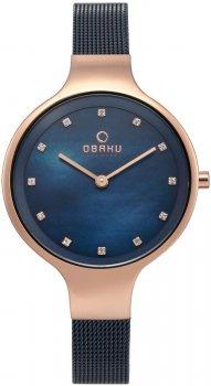 Obaku Denmark V173LXVLML - zegarek damski