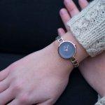 Zegarek Obaku Denmark VIND - COFFEE - damski  - duże 9