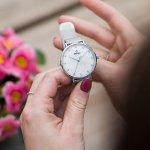 zegarek Obaku Denmark V186LXCWMC VEST - STEEL Slim mineralne