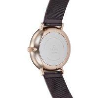 Zegarek damski Obaku Denmark  bransoleta V186LXVNMN - duże 3