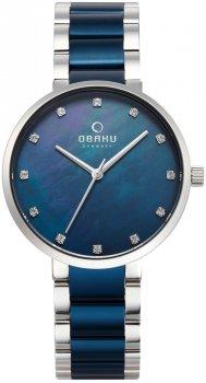 Obaku Denmark V189LXCLSL1 - zegarek damski