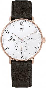 Obaku Denmark V190GDVWRB - zegarek męski