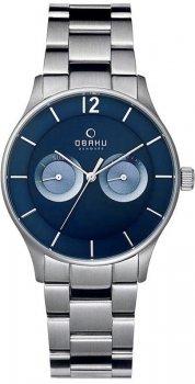 Obaku Denmark V192GMCLSC - zegarek męski