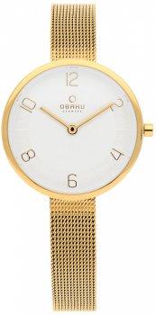 Obaku Denmark V195LXGIMG - zegarek damski