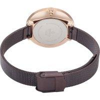 Zegarek damski Obaku Denmark bransoleta V195LXVNMN - duże 12