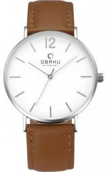 Obaku Denmark V197GXCWRN - zegarek męski