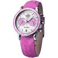 zegarek Vostok Europe VK64-515A525 Undine Chrono damski z chronograf Undine