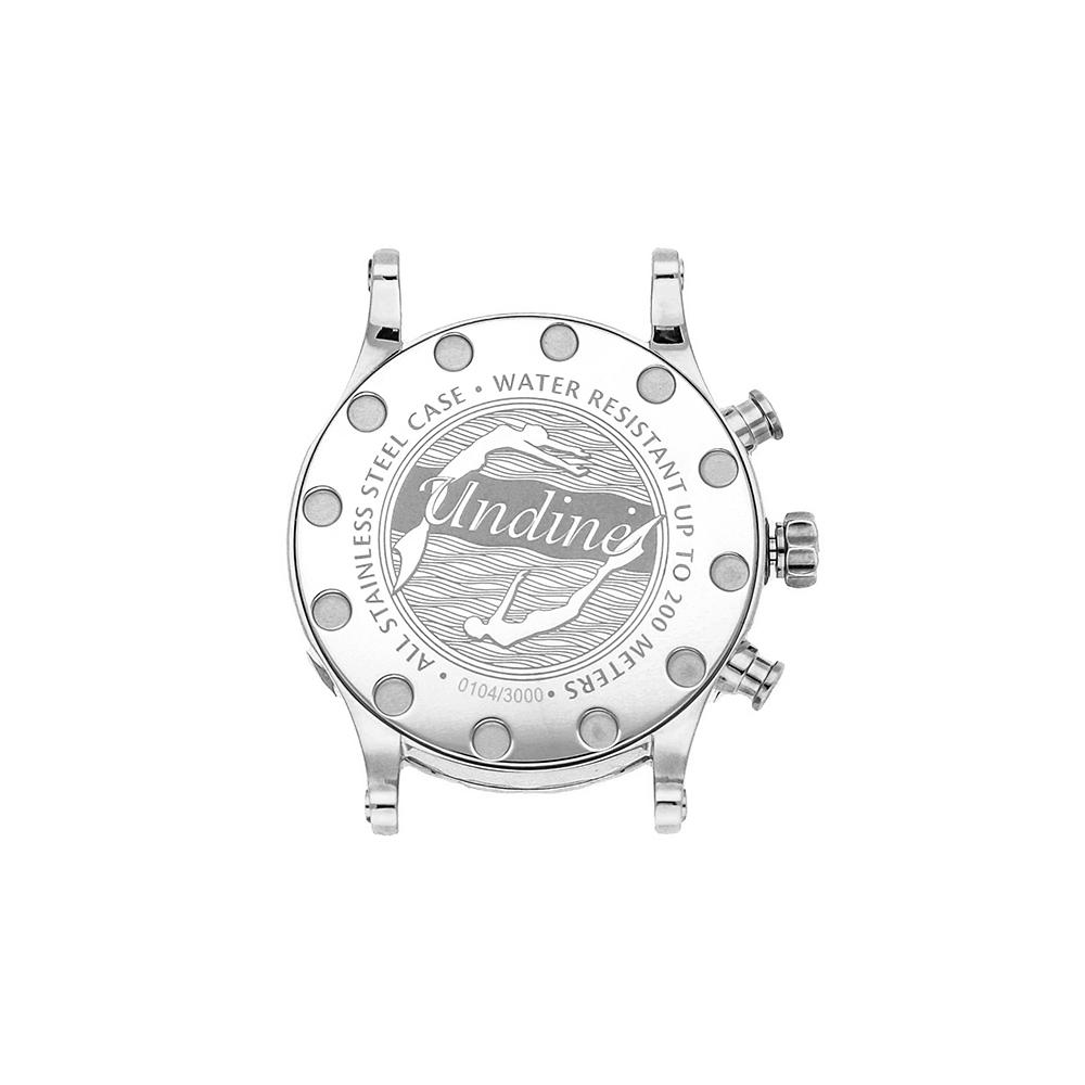 zegarek Vostok Europe VK64-515A526 Undine Chrono Undine mineralne utwardzane