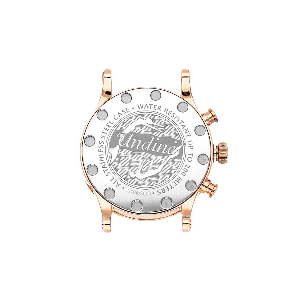 zegarek Vostok Europe VK64-515B528 Undine Chrono Undine mineralne utwardzane