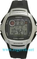 W-210-1A - zegarek męski - duże 4