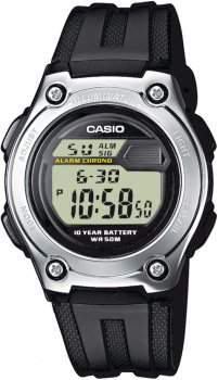 Casio W-211-1AVEF - zegarek męski