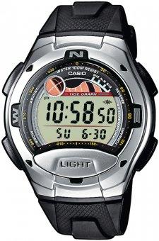 Casio W-753-1AV - zegarek męski