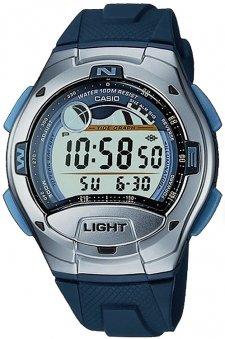 Casio W-753-2AV - zegarek męski