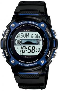 Casio W-S210H-1AVEF - zegarek męski