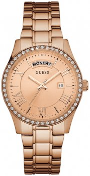 Guess W0764L3-POWYSTAWOWY - zegarek damski