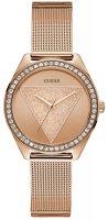 Zegarek damski Guess  bransoleta W1142L4 - duże 1