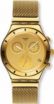 Swatch YCG410GA - zegarek męski