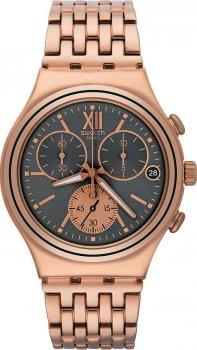 Swatch YCG412G - zegarek męski