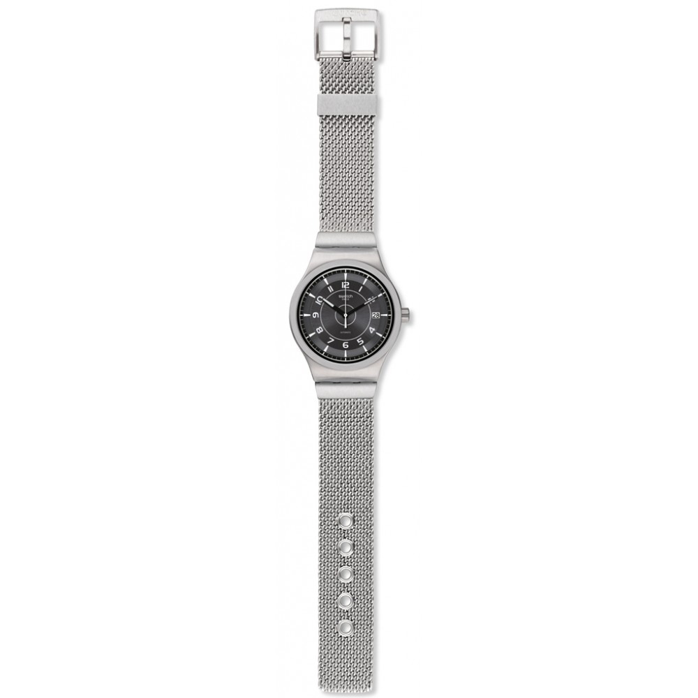 Swatch YIS418MB zegarek męski Originals Sistem 51