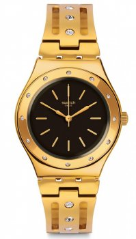 Swatch YLG135G - zegarek damski