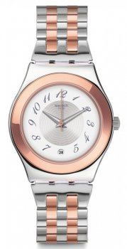 Swatch YLS454G - zegarek damski