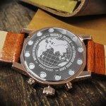 zegarek Vostok Europe YM26-5609256 różowe złoto Limousine