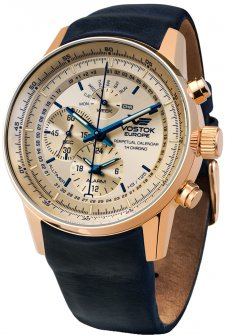 Vostok Europe YM86-565B290 - zegarek męski