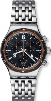 Swatch YVS419G - zegarek męski