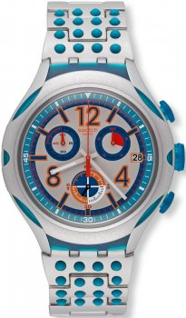 Swatch YYS4007AG - zegarek męski
