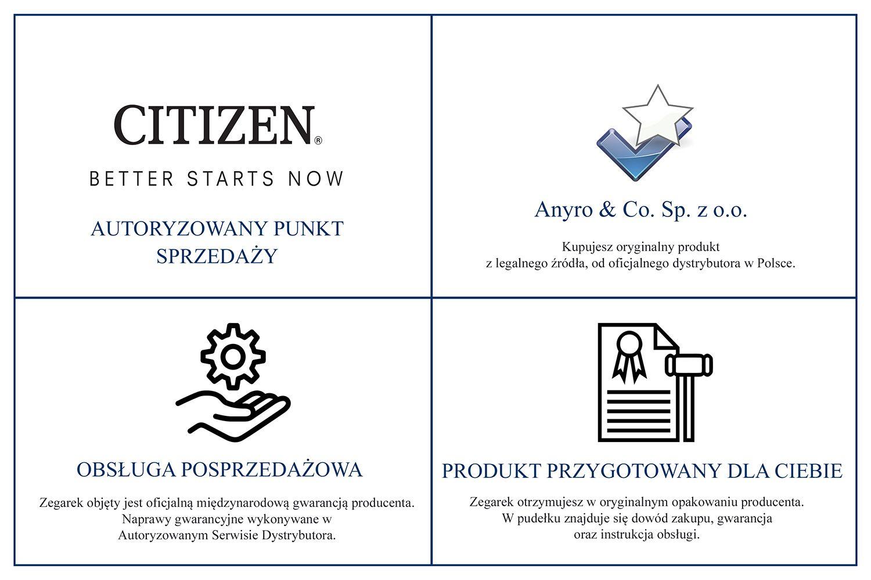 Autoryzowany Sprzedawca Citizen - duże 5