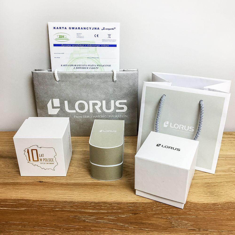 Pudełko Lorus
