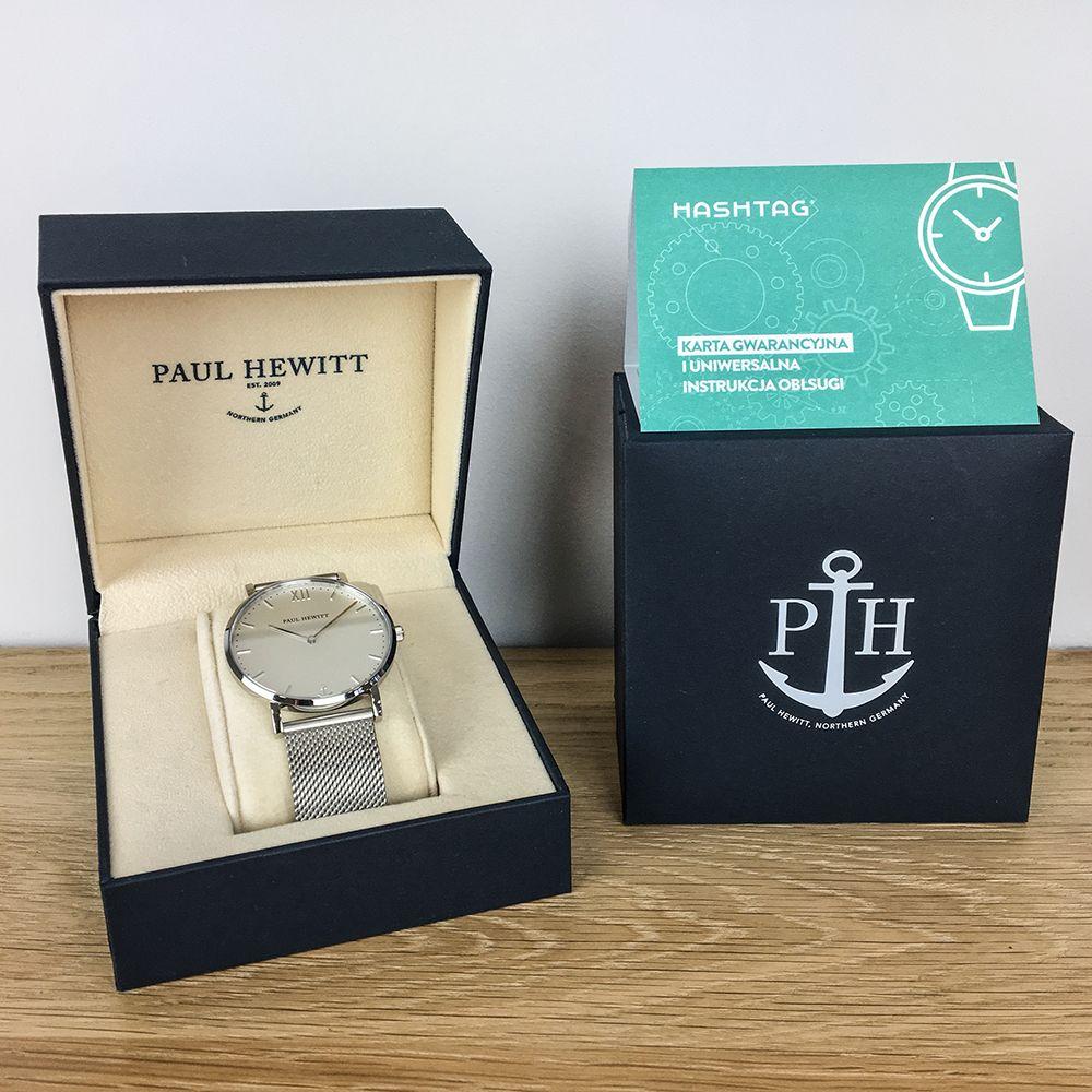 Pudełko Paul Hewitt
