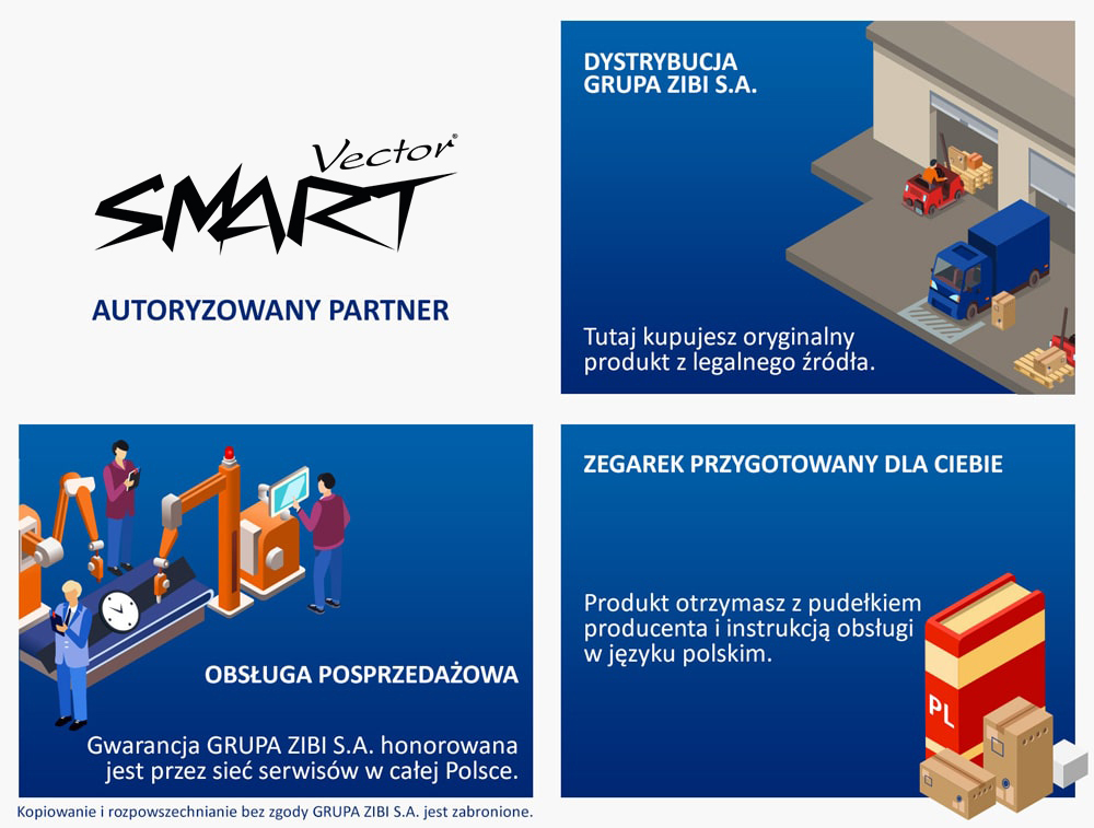 Autoryzowany partner Vector Smart