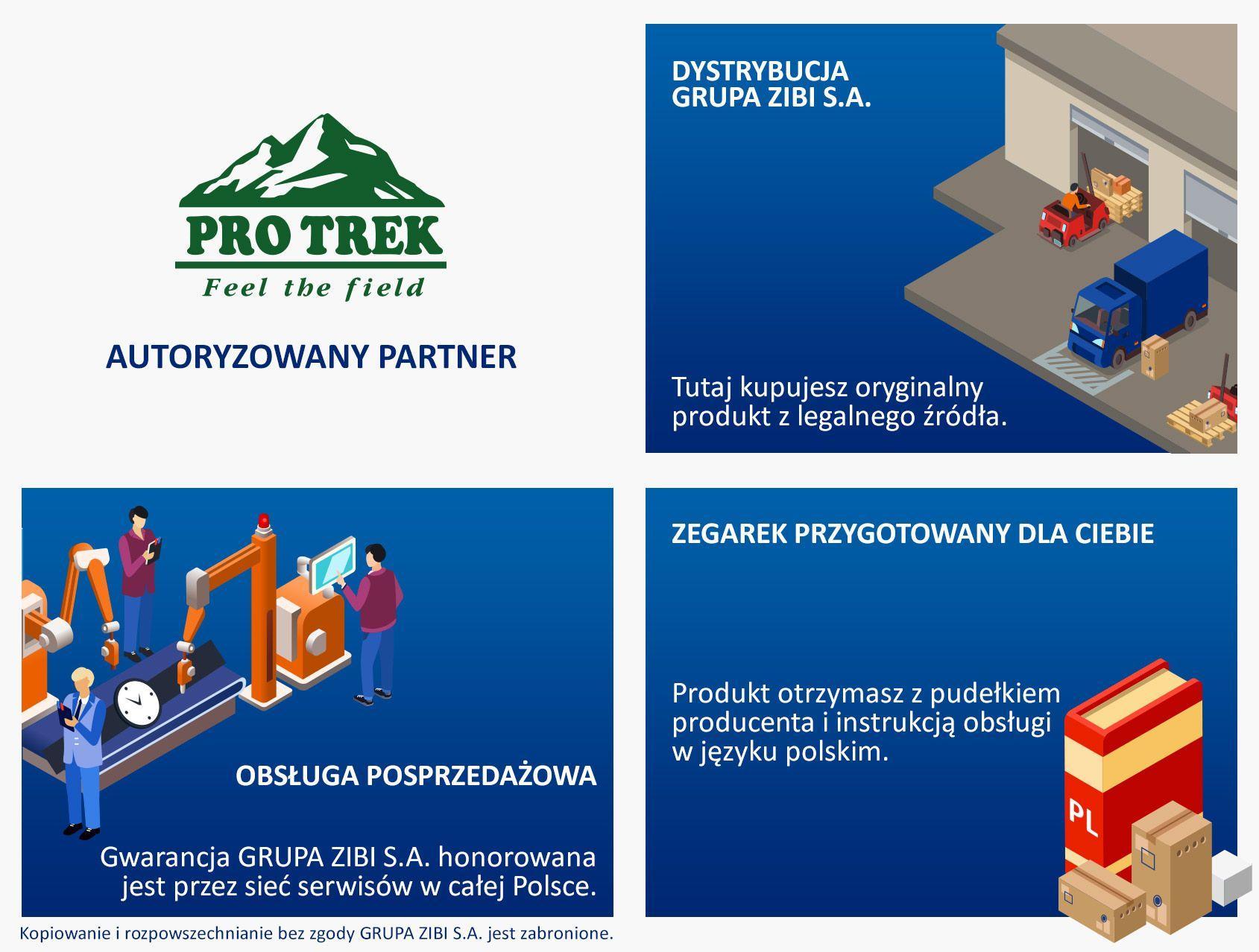 Autoryzowany Sprzedawca Casio ProTrek