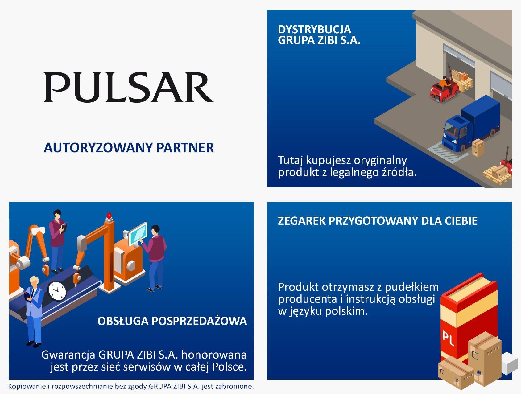 Autoryzowany Partner Pulsar