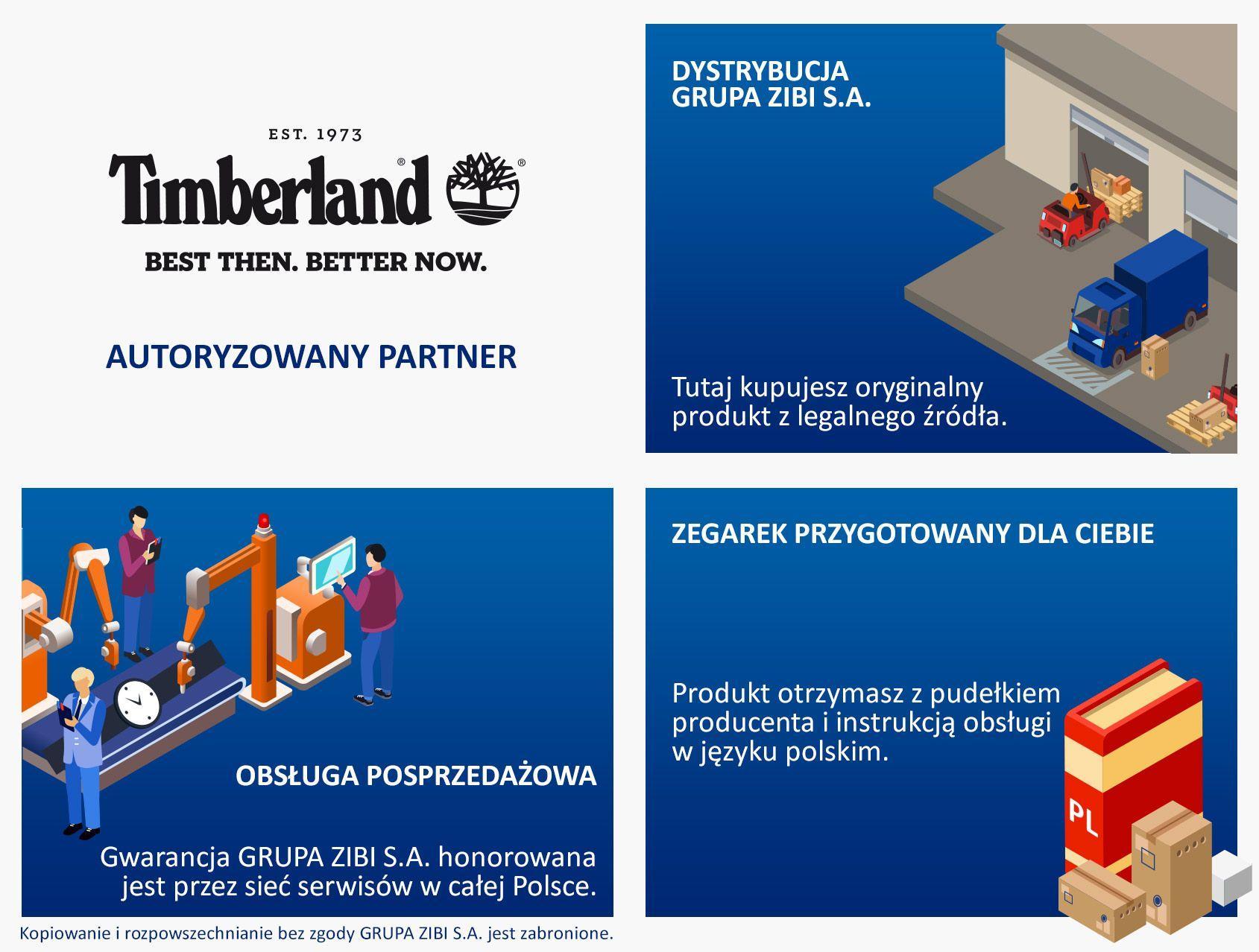 Autoryzowany Partner Timberland