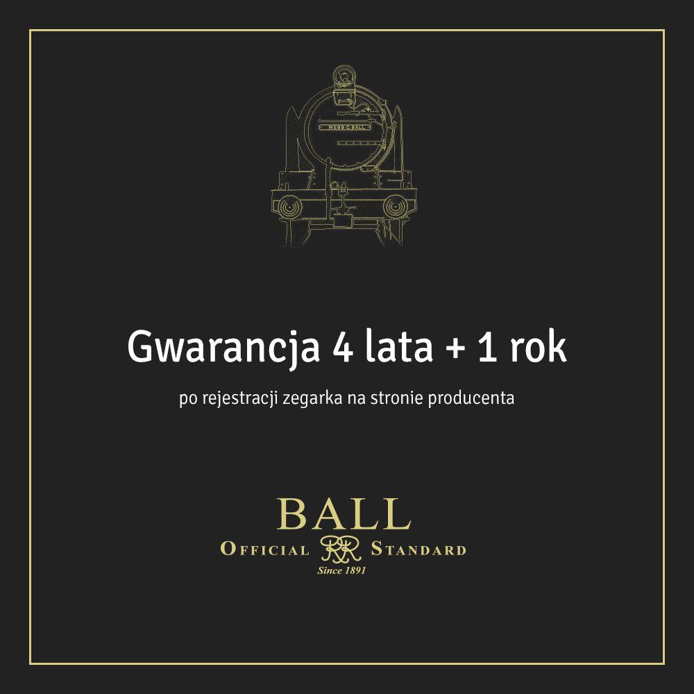 Ball Gwarancja 4+1 - duże 5
