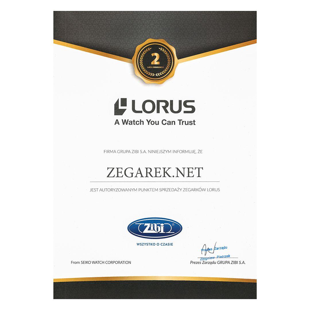 Autoryzowany Sprzedawca Lorus