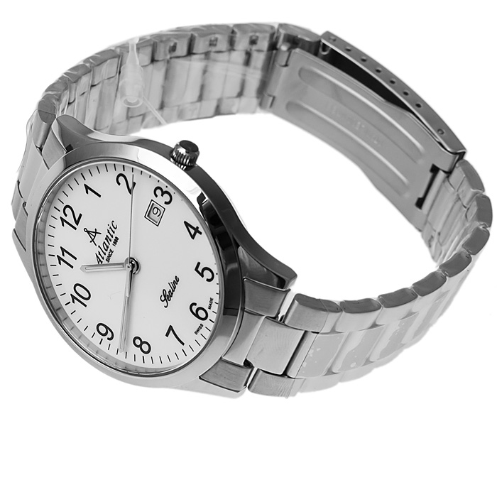 Atlantic 62346.41.13 zegarek męski klasyczny Sealine bransoleta