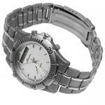 Adriatica A1056.4113 Tytanowe klasyczny zegarek srebrny