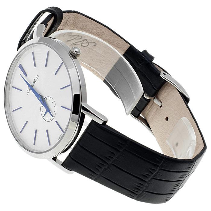 zegarek Adriatica A1113.52B3Q srebrny Pasek
