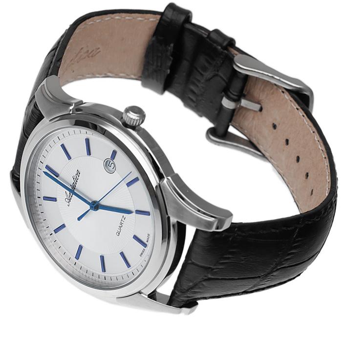 zegarek Adriatica A1116.52B3Q srebrny Pasek