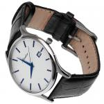 zegarek Adriatica A1246.52B3Q srebrny Pasek