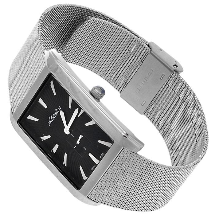 zegarek Adriatica A1247.5114Q srebrny Bransoleta
