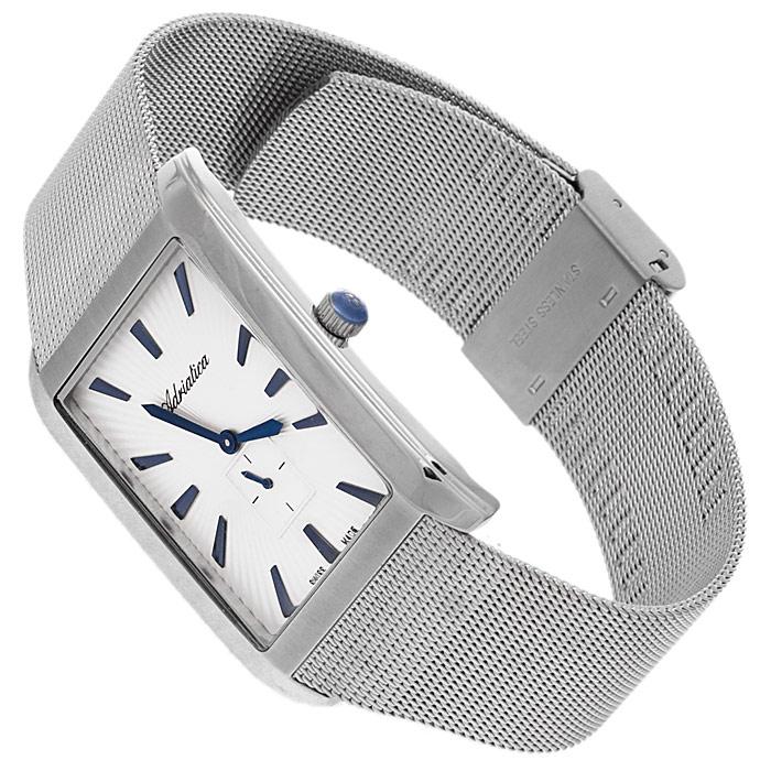 zegarek Adriatica A1247.51B3Q srebrny Bransoleta